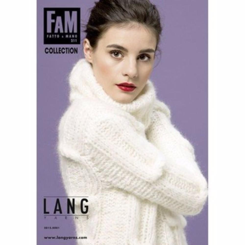 Fatto a Mano #211 by Lang Yarns