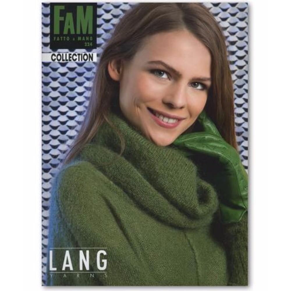 Fatto a Mano #224 by Lang Yarns