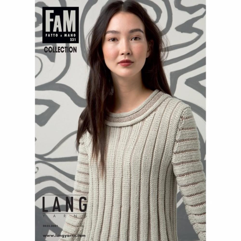 Fatto a Mano #231 by Lang Yarns