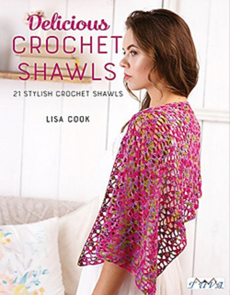 Delicious Crochet Shawls