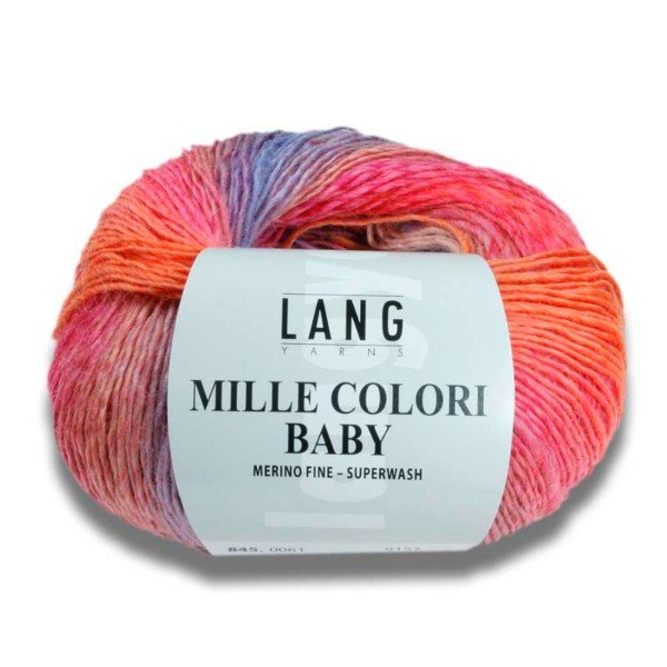 Mille Colori Baby - Merino Yarn by Lang
