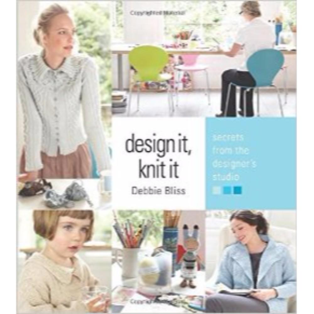Design it  Knit it by Debbie Bliss