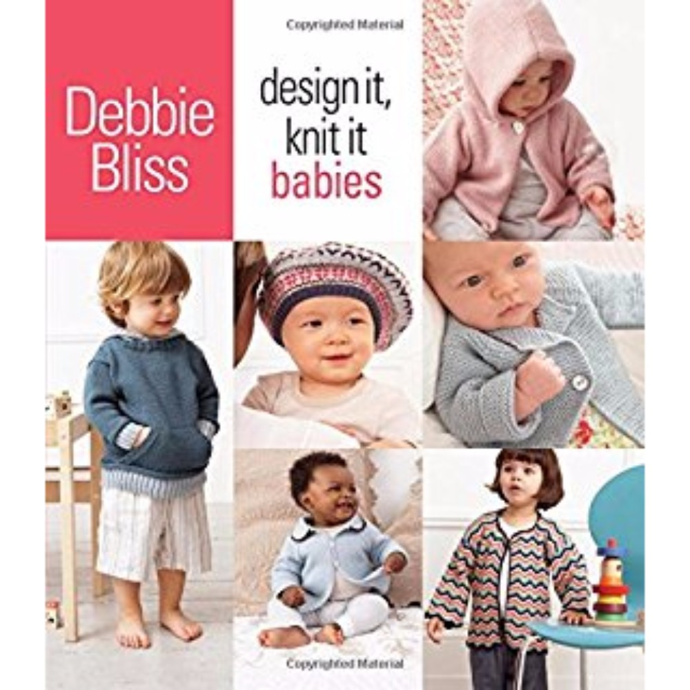 Design It  Knit It Babies by Debbie Bliss