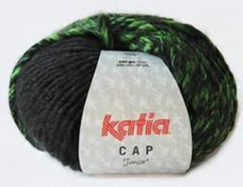 Junior Cap - Acrylic Wool Yarn by Katia