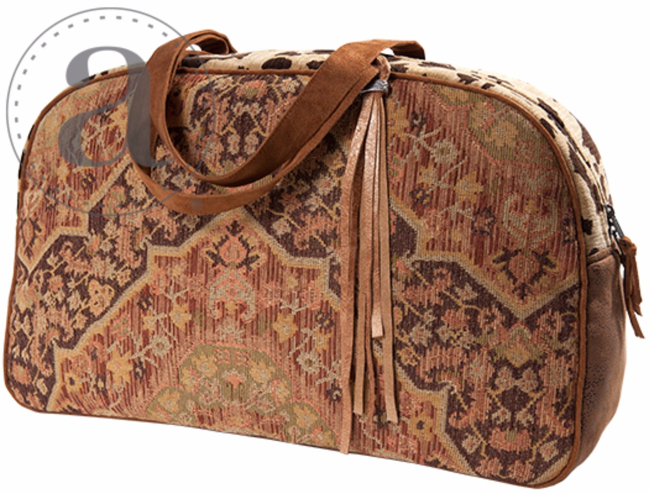 Atenti Overnight Heritage Bag