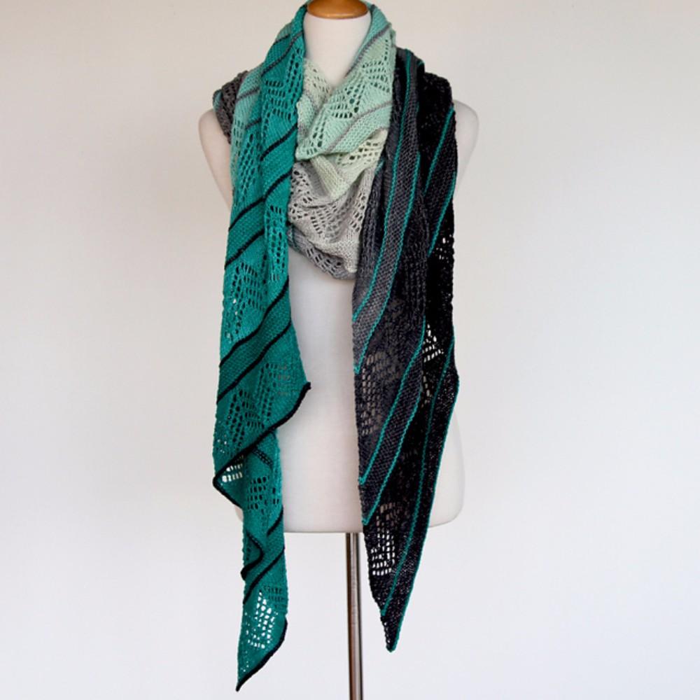 Inara Wrap by Ambah O'Brien