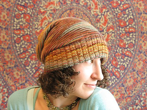 Sockhead Hat by Kelly McClure