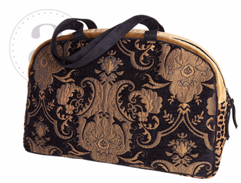 Atenti Overnight Vienna Bag