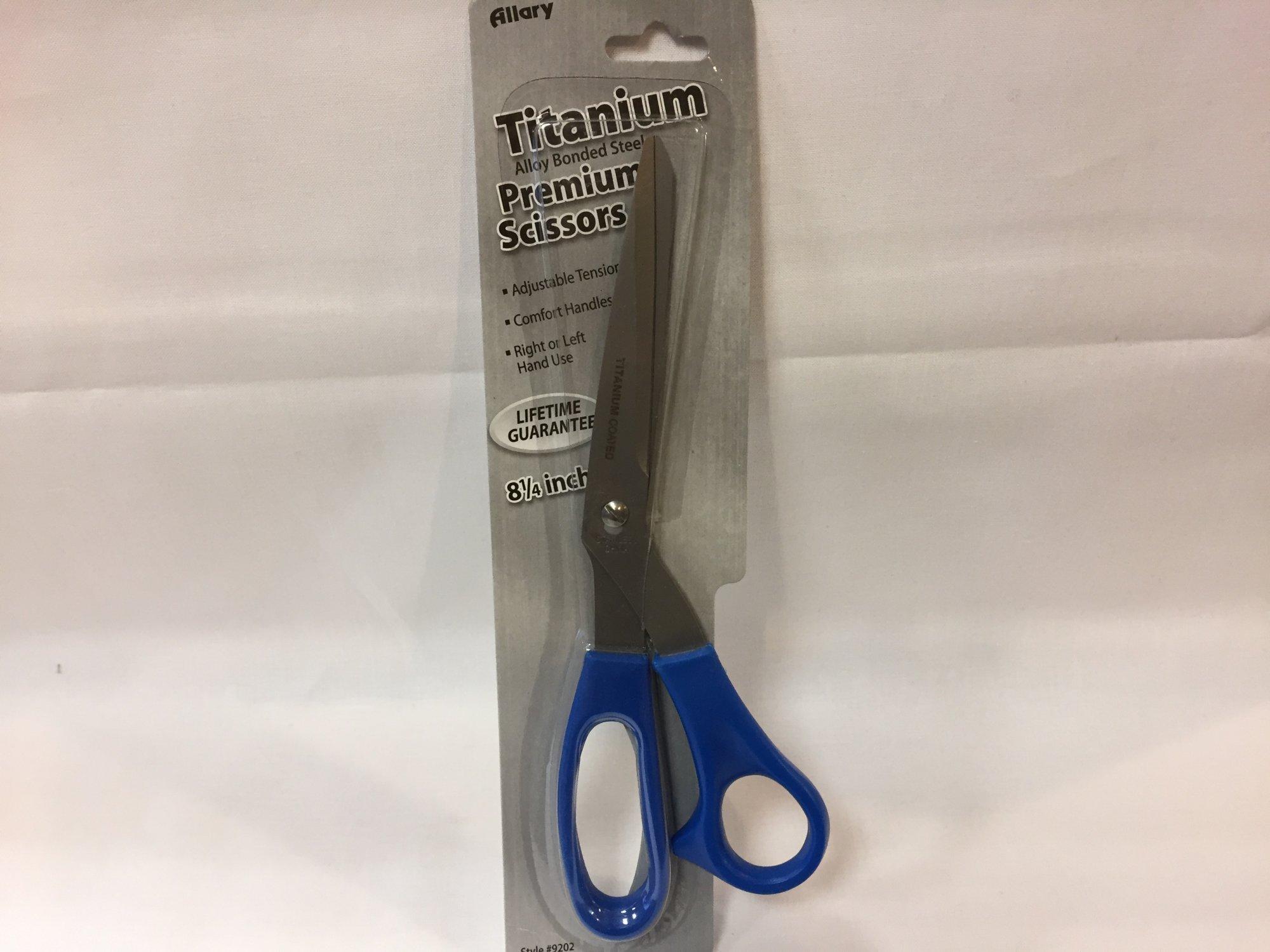 Titanium Premium Scissors