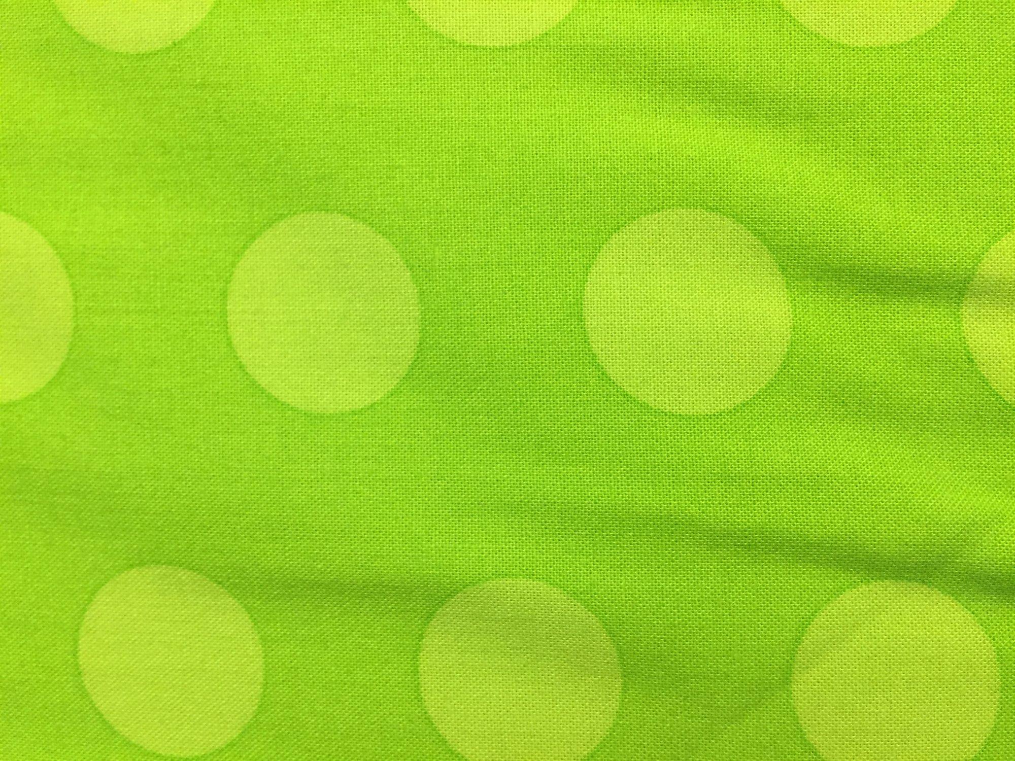 Happy Owl-o-Ween Green Dot