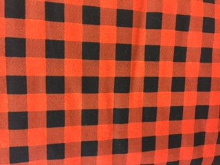 North Woods Red Buffalo Plaid