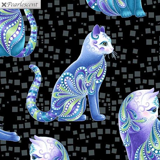 Cat I Tude Singing The Blues