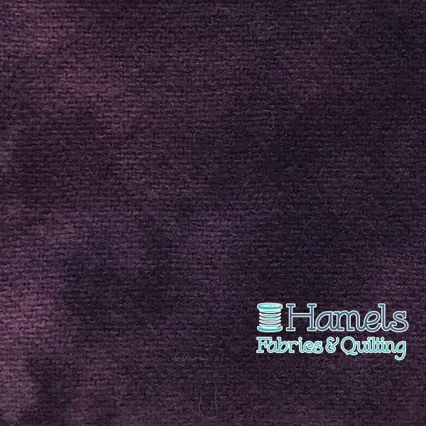 Wool Piece - Purple
