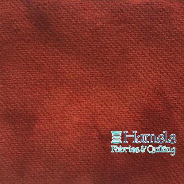 Wool Piece - Terra Cotta