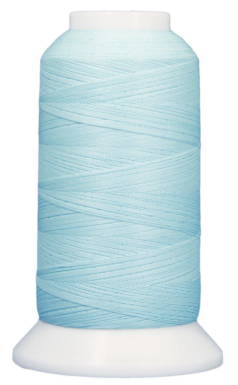 ExtraGlow Polyester Glow In The Dark Thread 40wt 500yds Blue
