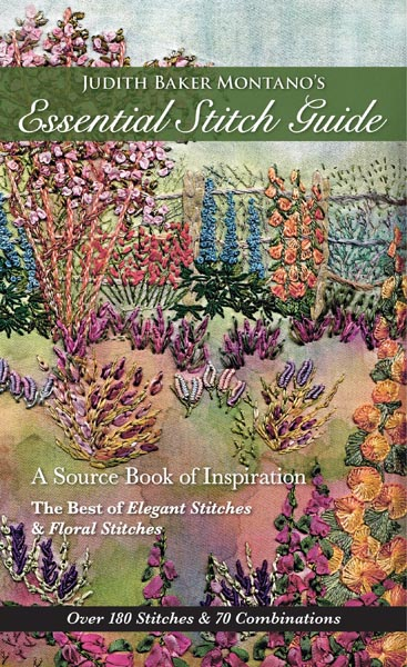 Judith Baker Montano's Essential Stitch Guide - Softcover