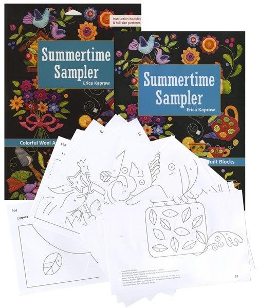 Summertime Sampler - Softcover