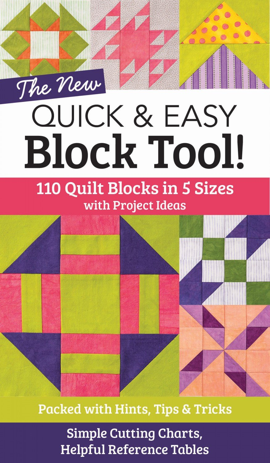 NEW Quick & Easy Block Tool! - Softcover