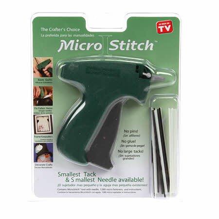 Basting Gun Micro Stitch Starter Kit