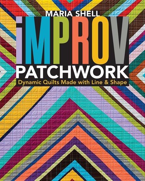 Improv Patchwork - Softcover