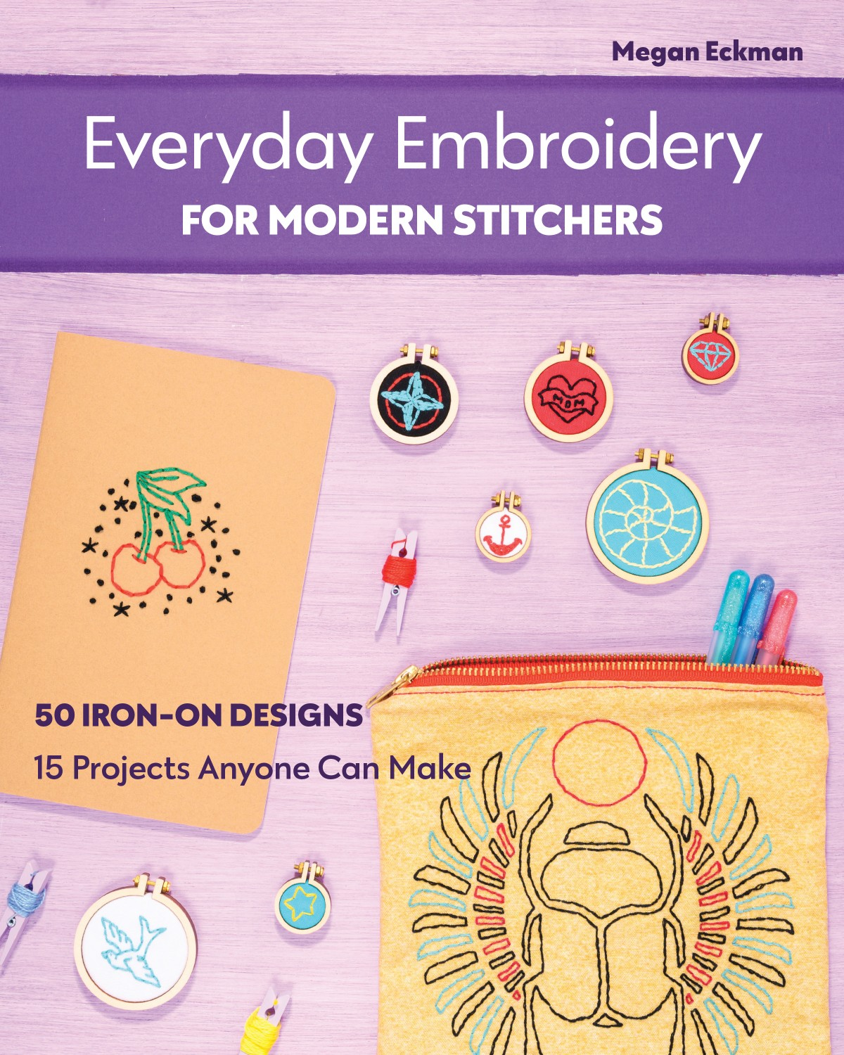 15 Approachable Projects for Modern Stitchers ~RELEASE DATE Oct 25, 2020~