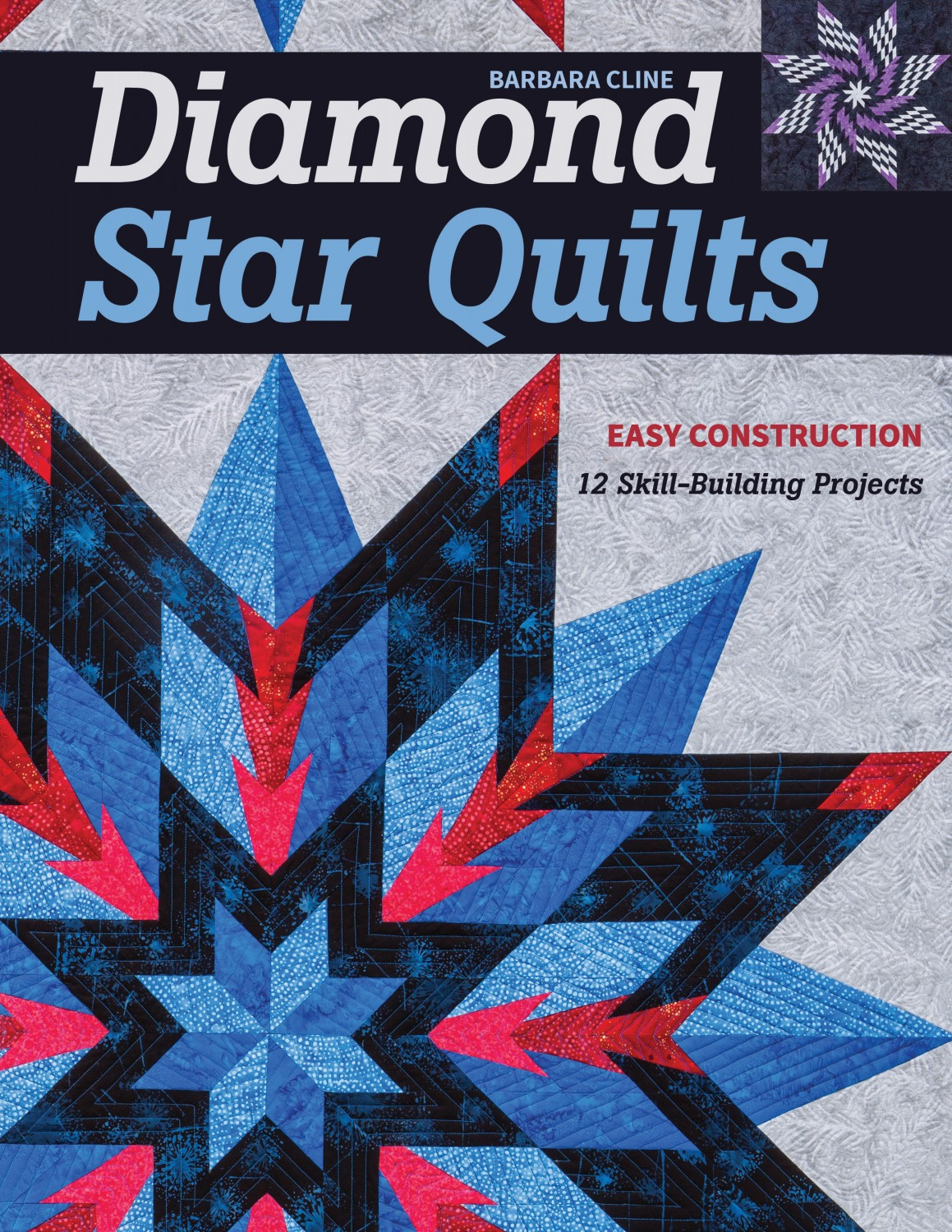 Diamond Star Quilts ~RELEASE DATE: Sept 25, 2020~