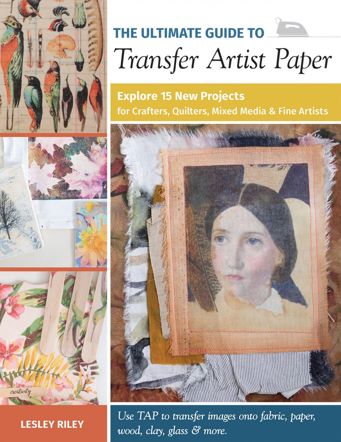 The Ultimate Guide to Transfer Artist Paper ~ RELEASE DATE APR 25/21 ~