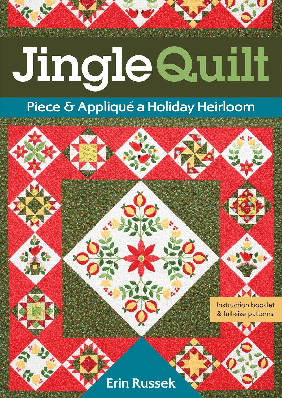 Jingle Quilt  ~ RELEASE DATE FEB 25/21 ~
