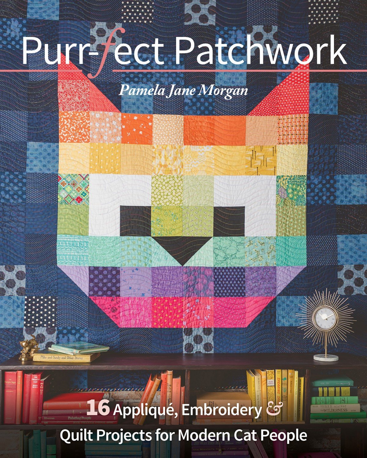 Purr-fect Patchwork  ~ RELEASE DATE JULY 25/21 ~