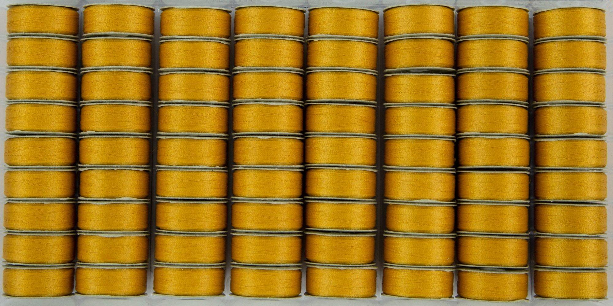 Bobbin M Style Prewound SuperBobs Gold 72ct