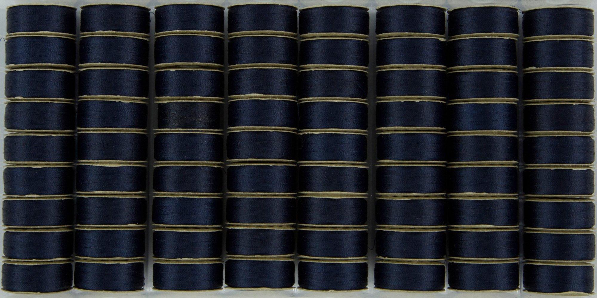 Bobbin M Style Prewound SuperBobs Dark Blue 72ct