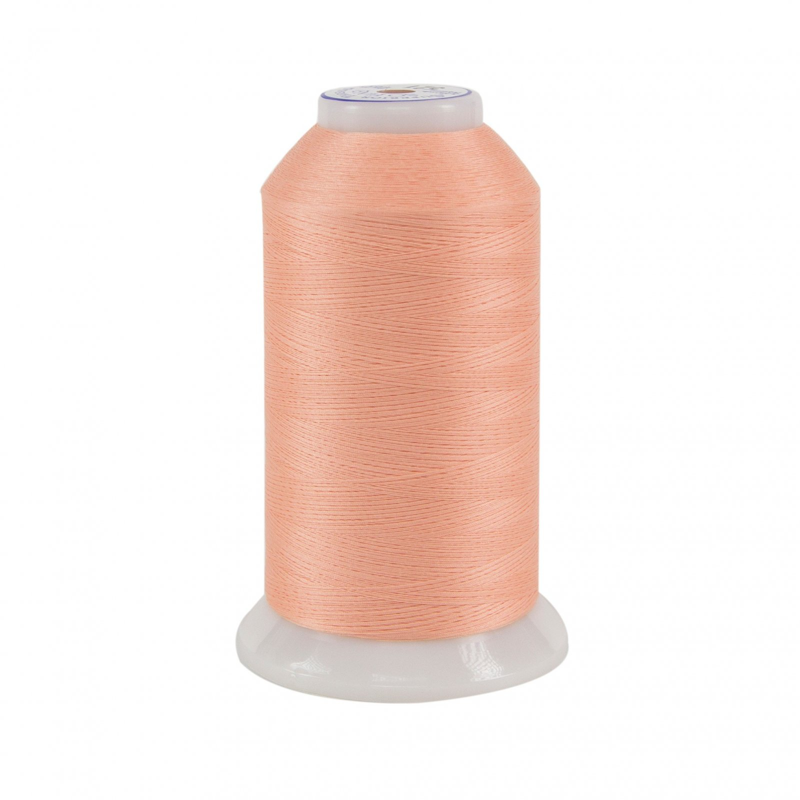 So Fine Polyester Thread 3-ply 50wt 3280yds Barely Apricot