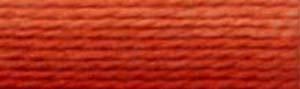 6 Strand Cotton Floss Sz 25 8.7yds - Varigated Terra Cotta
