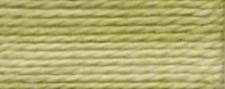6 Strand Cotton Floss Sz 25 8.7yds - Varigated Khaki Green