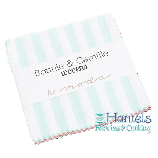 Bonnie and Camille Wovens Charm Pack