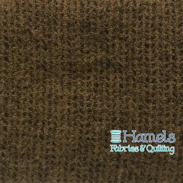 Wool Piece - Tan Seedy
