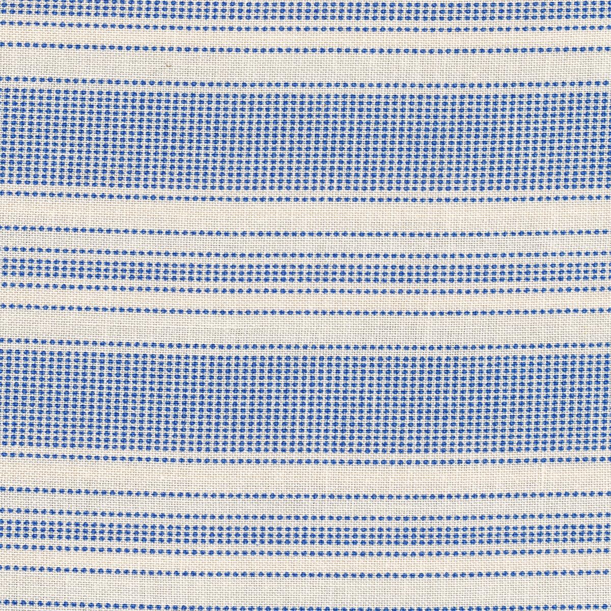 Tea Towel - Biscuit Stripes Blue - 130061
