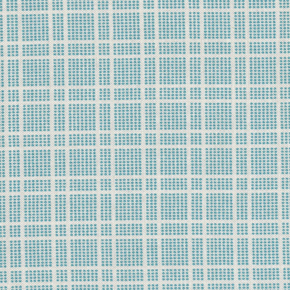 Tea Towel - Biscotti Plaid Teal - 130065