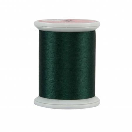 Kimono Silk Thread 100wt 220yd Gozilla Green