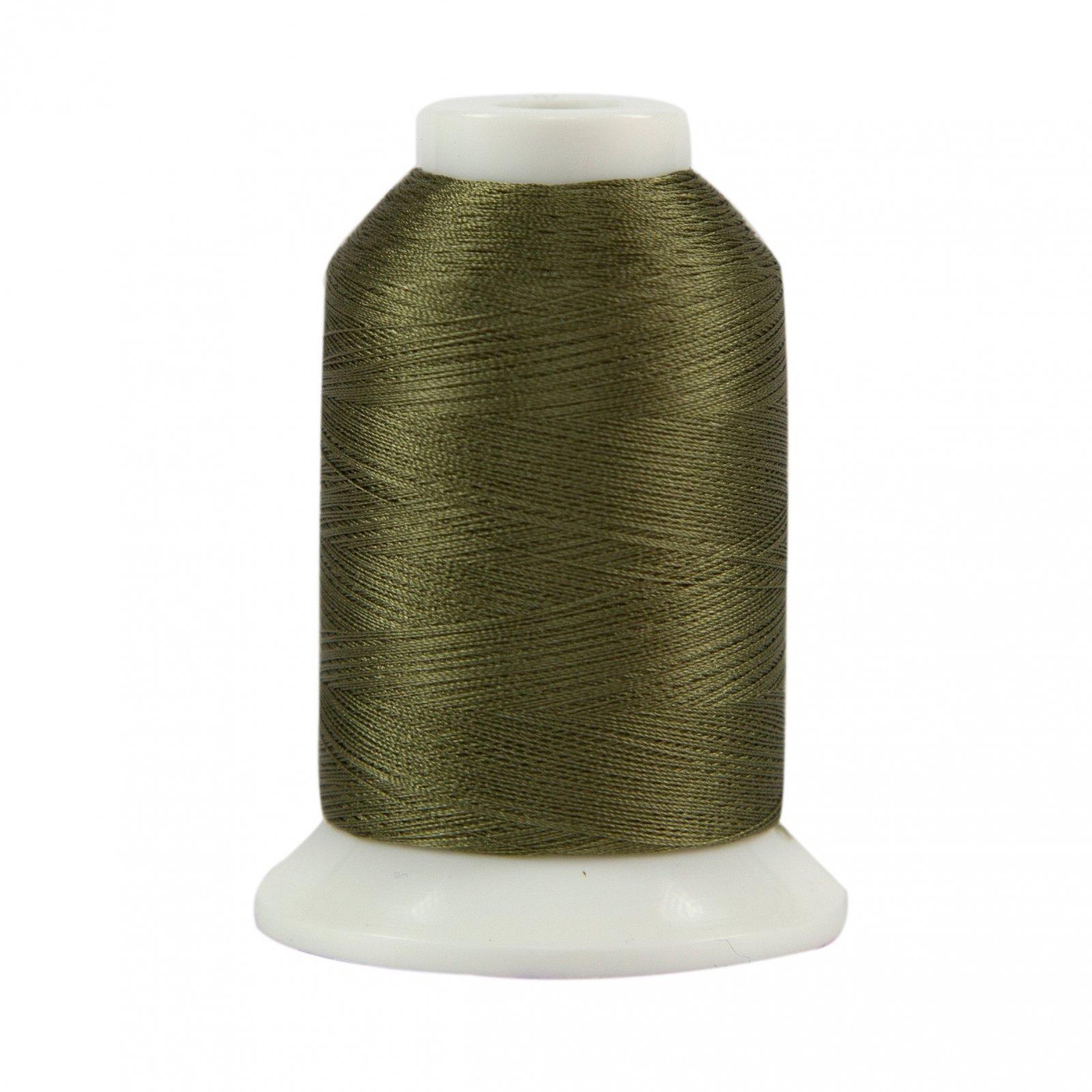 Kimono Silk Thread 100wt 1090yd Garden Green