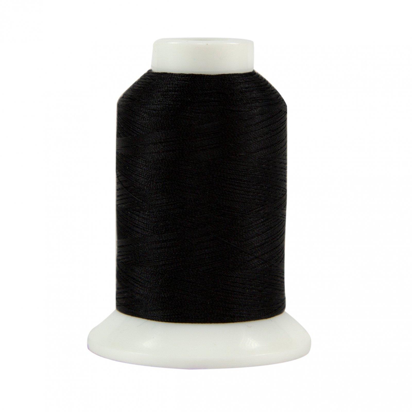 Kimono Silk Thread 100wt 1090yd Black Belt