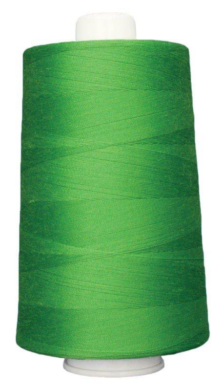 Omni Polyester Thread 40wt 6000yd Bright Green