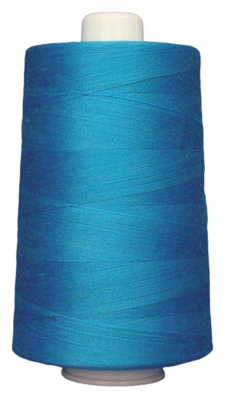 Omni Polyester Thread 40wt 6000yd Aqua