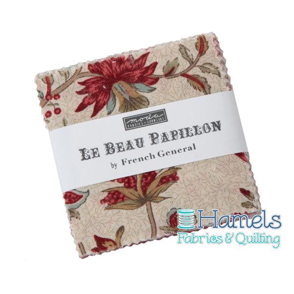 Le Beau Papillon Mini Charm Pack