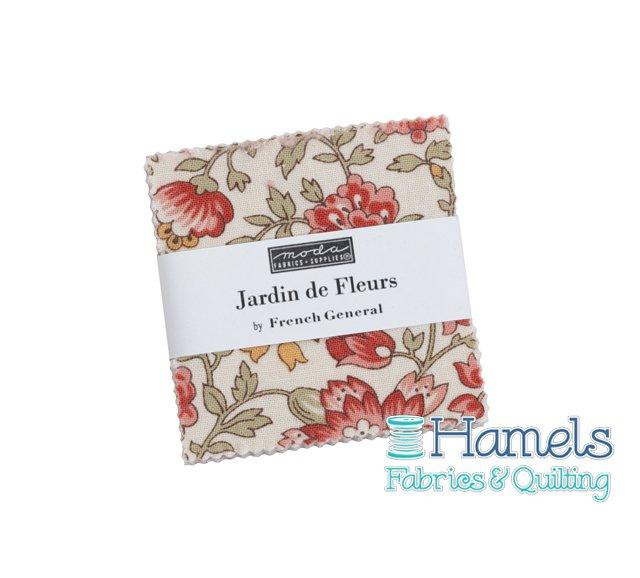 Jardin de Fleurs Mini Charm Pack