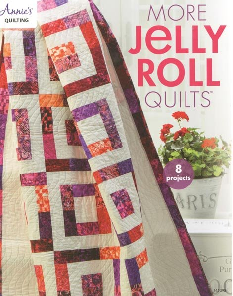 More Jelly Roll Quilts - Softcover