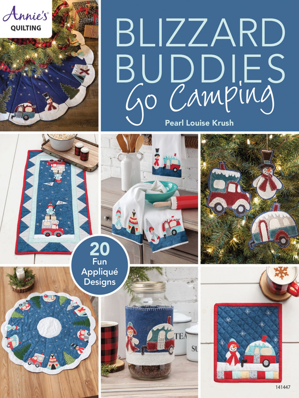 Blizzard Buddies Go Camping