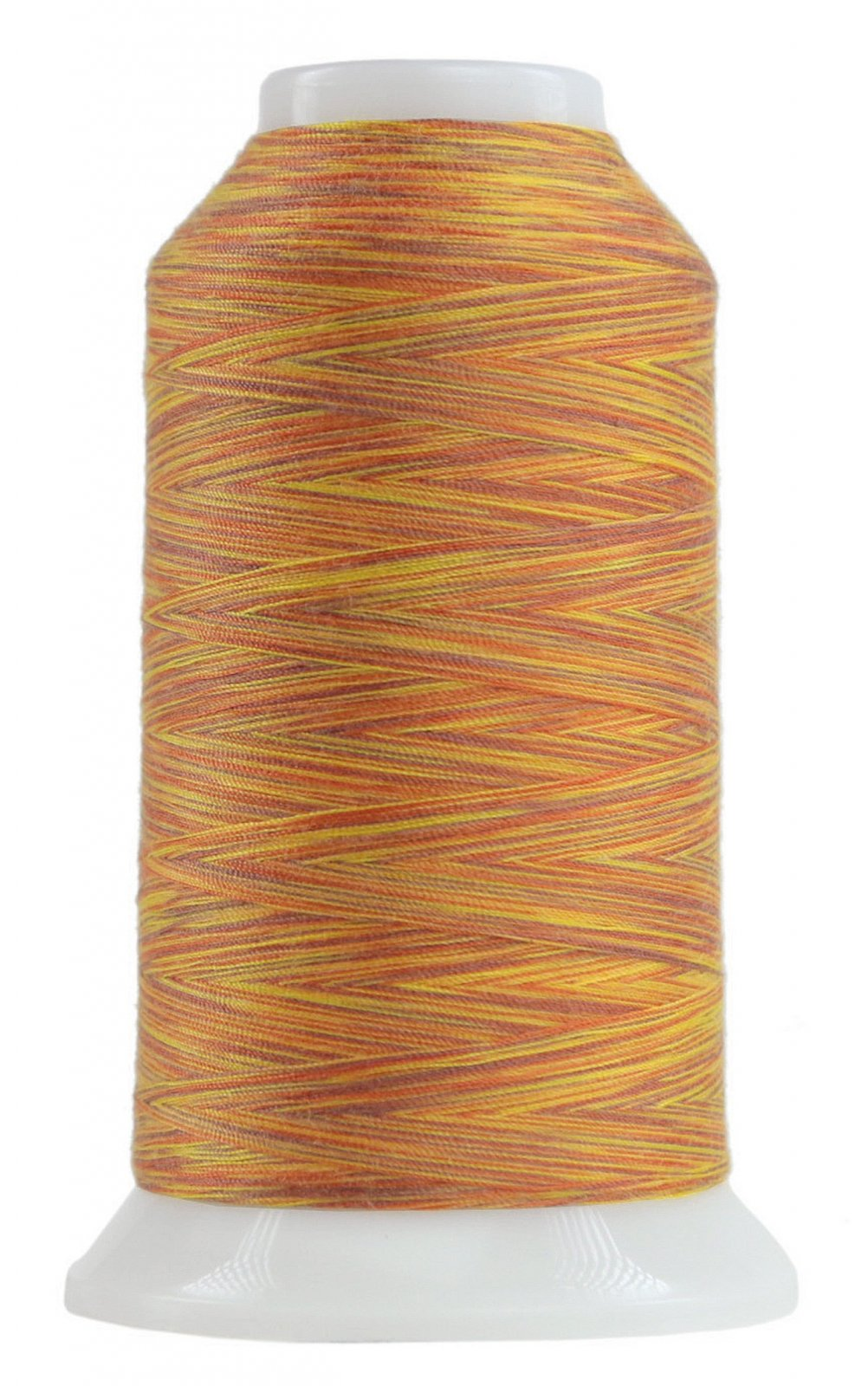 Omni Variegated Polyester Thread 40wt 2000yd Sweet Potato