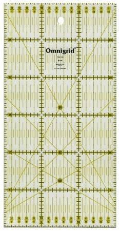 Omnigrid Metric Ruler 15cm x 30cm