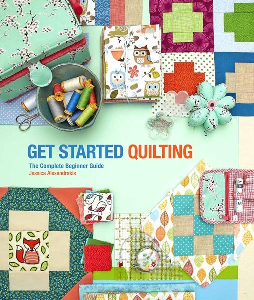 Get Started Quilting - Softcover
